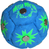 Image Mega Metal Dirtbag Footbag