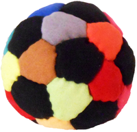 Image Pro 90 Rubber Filled Juggle Balls