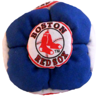 Image Red Sox Dirtbag 14 Footbag
