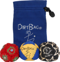 Image Dirtbag All Star 3 Pack With Pouch