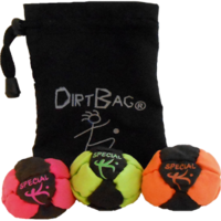 Image Dirtbag Special K 3 Pack w/Pouch