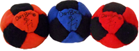 Image DirtBag 14-Panel Special Footbag/Hacky Sack 3-Pack …