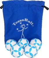 Image Tossaball Hybrid TX Juggle Ball 5 Pack
