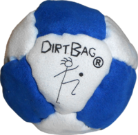 Image Dirtbag14-Panel Footbag