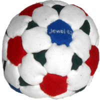 Image Jewel Pellet-Filled Footbag