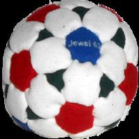 Image Jewel Pellet-Filled Footbag