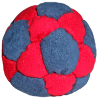 Image Juice Facile Dirtbag Footbag
