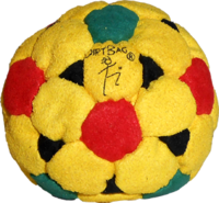 Image Dirtbag® 62-Panel Footbag