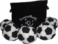 Tossaball Phat Tyre 32 5 Pack With Pouch