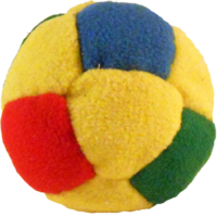 Image Phatty  Fleece 14 Juggle Ball