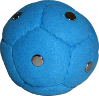 Image Ultra Soft 2.45 Studded Juggling Ball