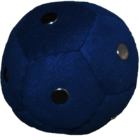 Image Ultra Suede Soft 2.45 Studded Juggle Ball