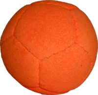 "Tossaball® Hybrid 2.55"" Ultra Suede Juggle Ball"