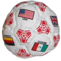 World Cup Dirtbag� 32-Panel Footbag
