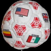 Image Soccer Style Dirtbag® 32-Panel Footbag