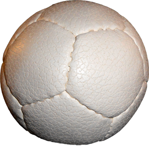 Tossaball� Hybrid Natural Grain Ultra Leather 2.8